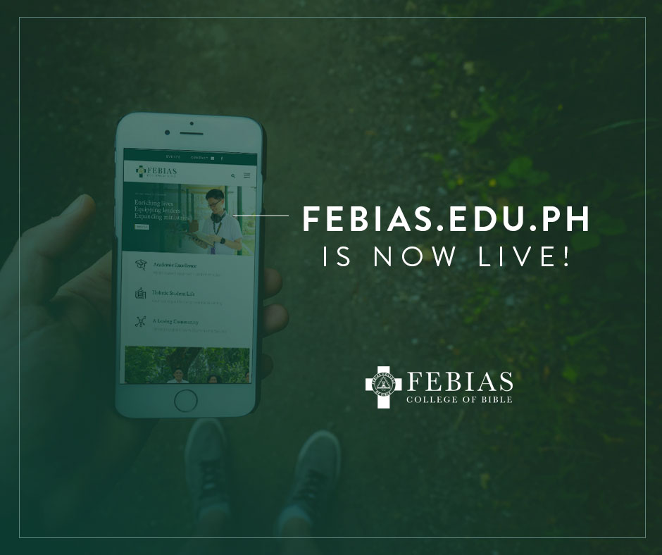 Homepage - Febias College of Bible
